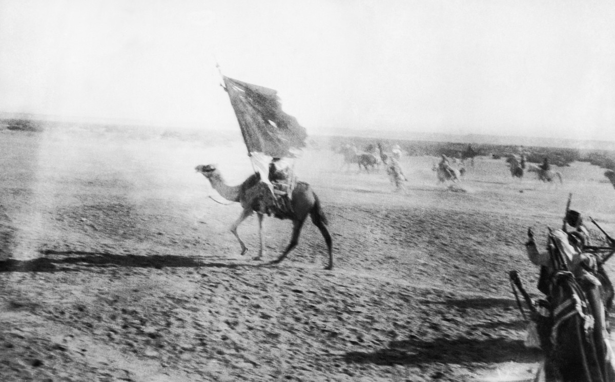 The Arab Revolt would forever transform politics in the Middle East.