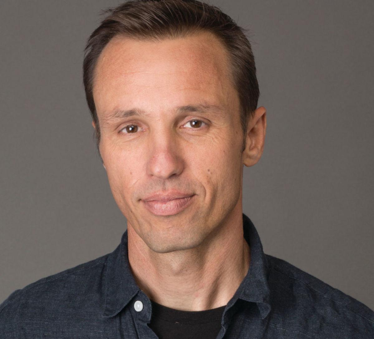 Markus Zusak, the book's author