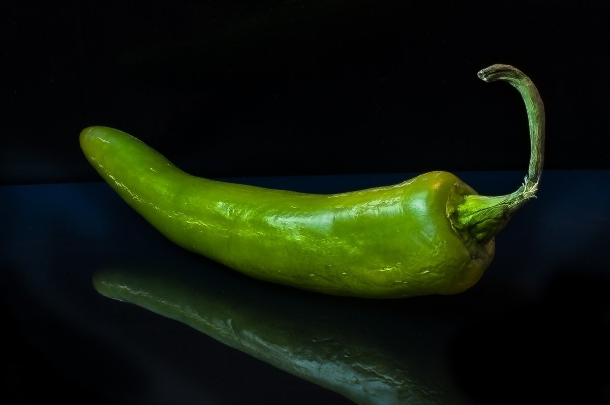 Picture for green chilli/peperoncino verde