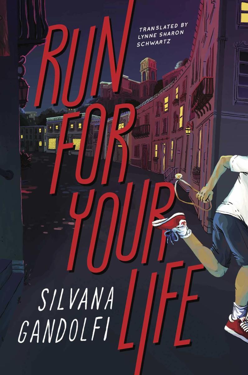 """Run for Your Life"" by Silvana Gandolfi"