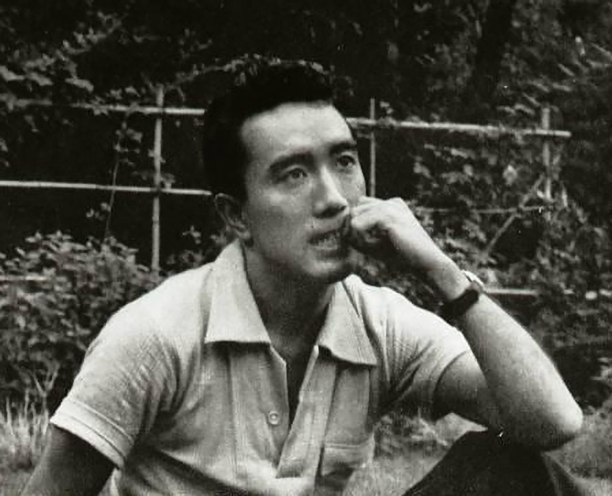 Possibly Japan's most controversial post-war writer, Mishima was an artist, model, film director, and extreme nationalist.