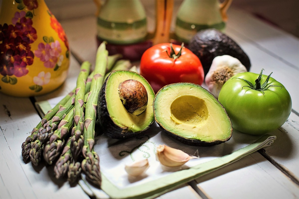 Avocado and other tasty produce