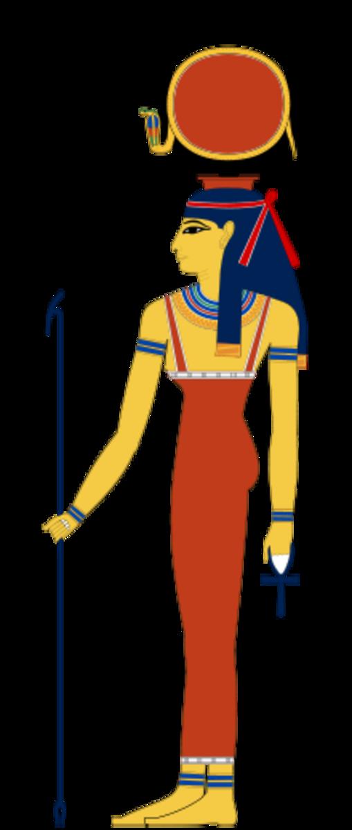 Ten Egyptian Plagues for Ten Egyptian Gods and Goddesses