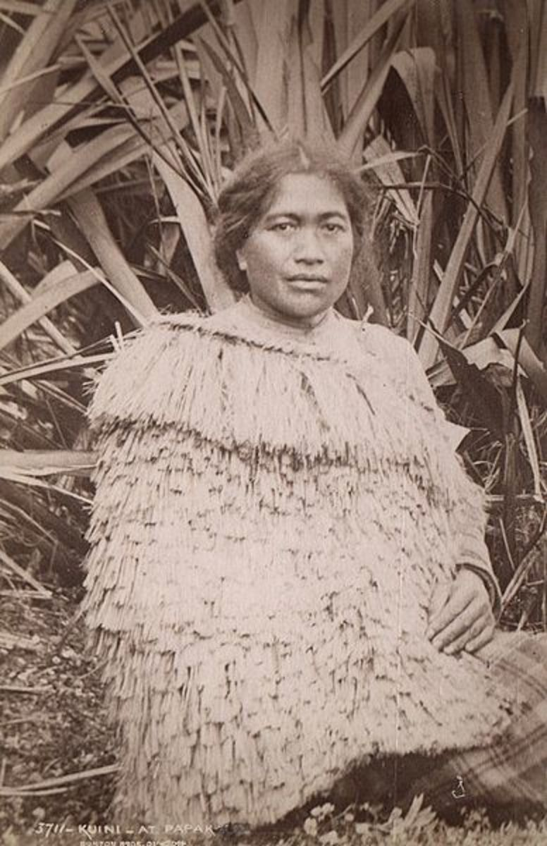 Famous Maori People: South Pacific—the Maori People Of New Zealand
