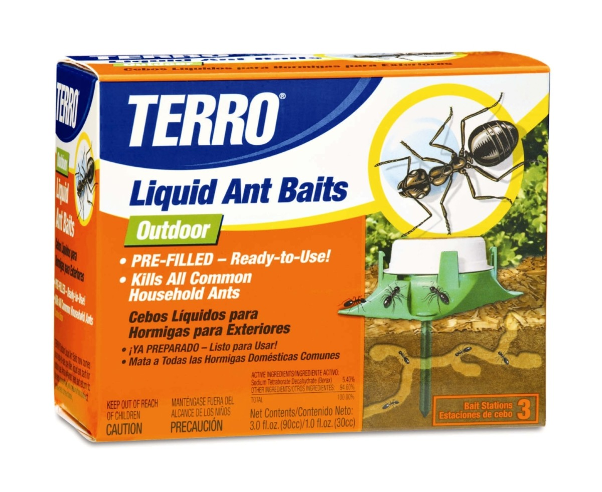 Not everyone loves ants... in fact ants in the household can cause a lot of damage so they are often the subject of extermination.