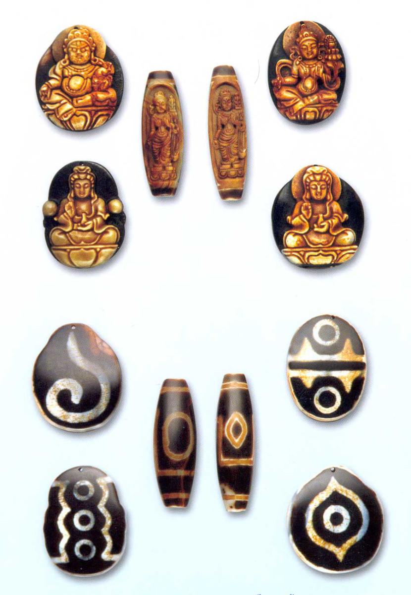the-myth-and-mystery-of-tibetan-dzi-stone-beads