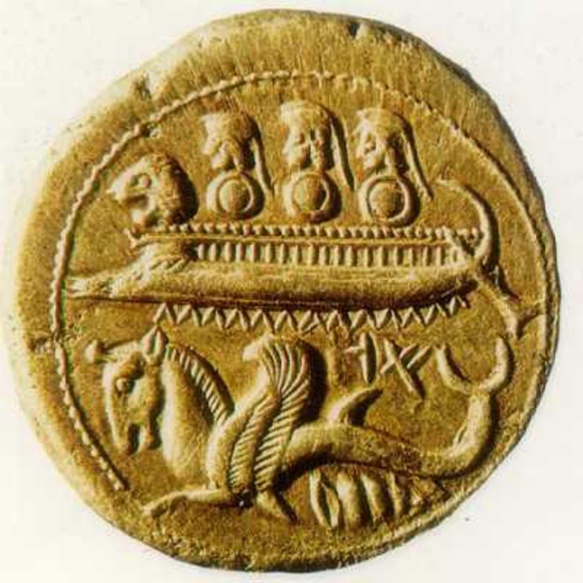 An Ancient Phoenician Coin