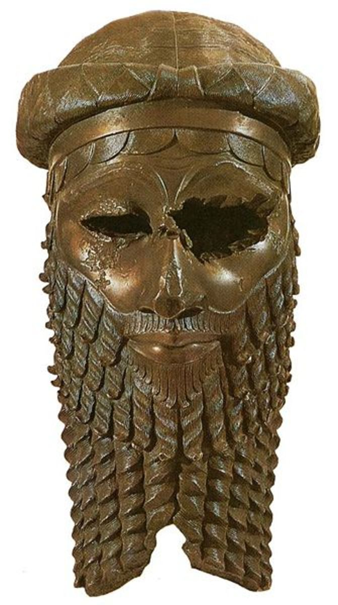 A king of the Akkadian Empire