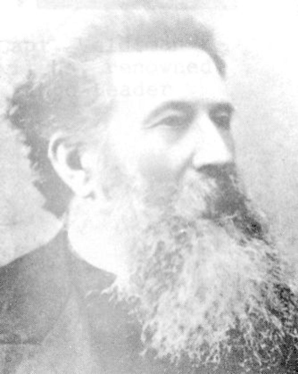 The Rev. Richard Ross