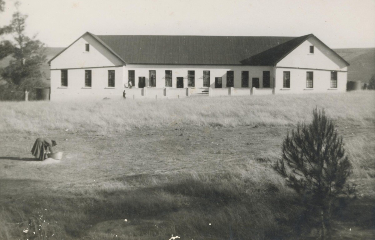 The Bennie Dormitory, named after famed missionary John Angell Bennie. Three generations of the Bennie family were associated with Blythswood.