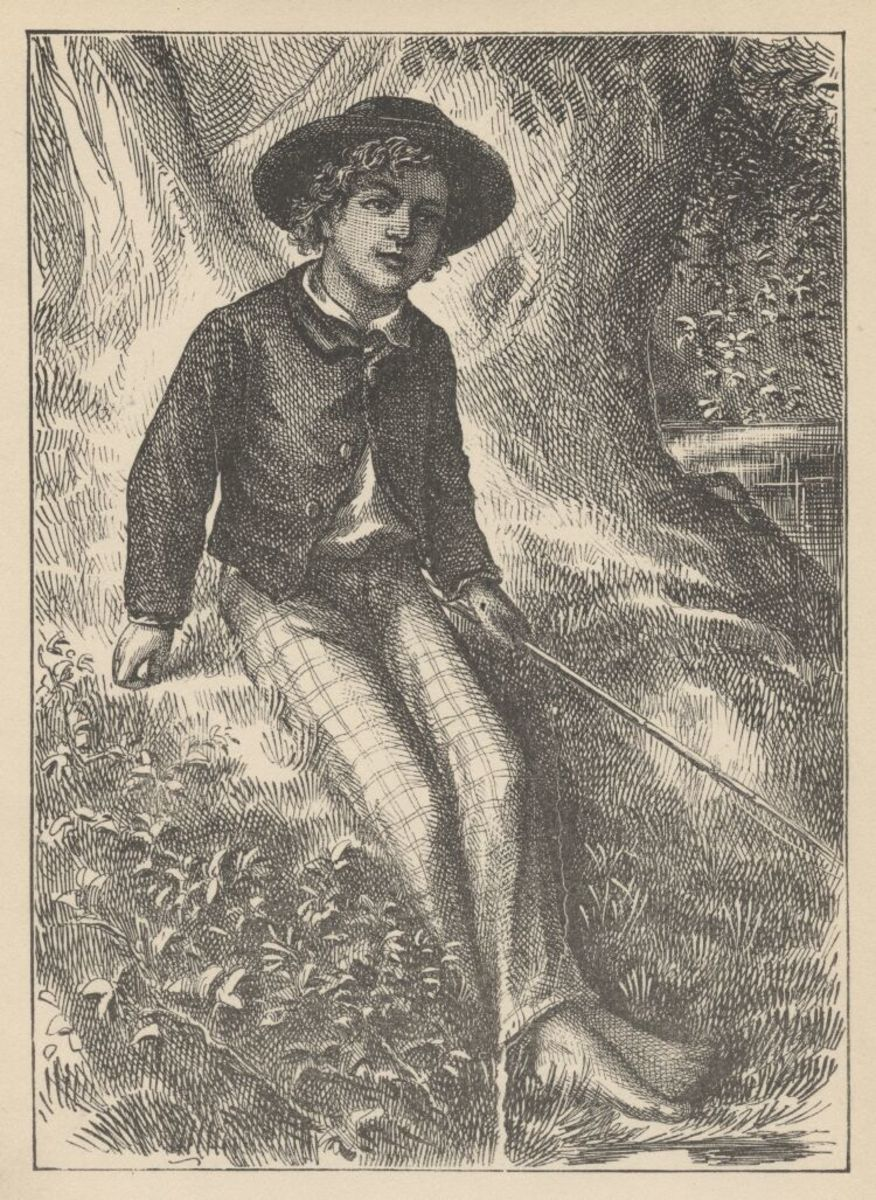 a description of mark twains two major works the adventures of tom sawyer and the adventures of huck The adventures of mark twain  the film features a series of vignettes extracted from several of mark twain's works,  twain and three children, tom sawyer, huck.