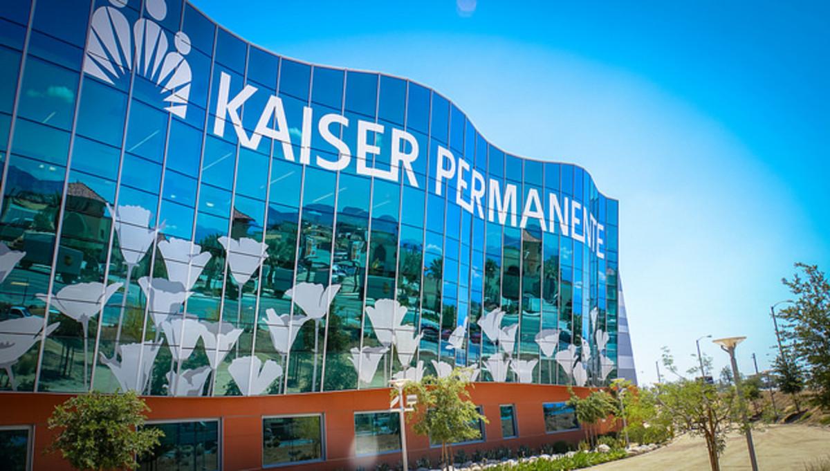 Kaiser Permanente.