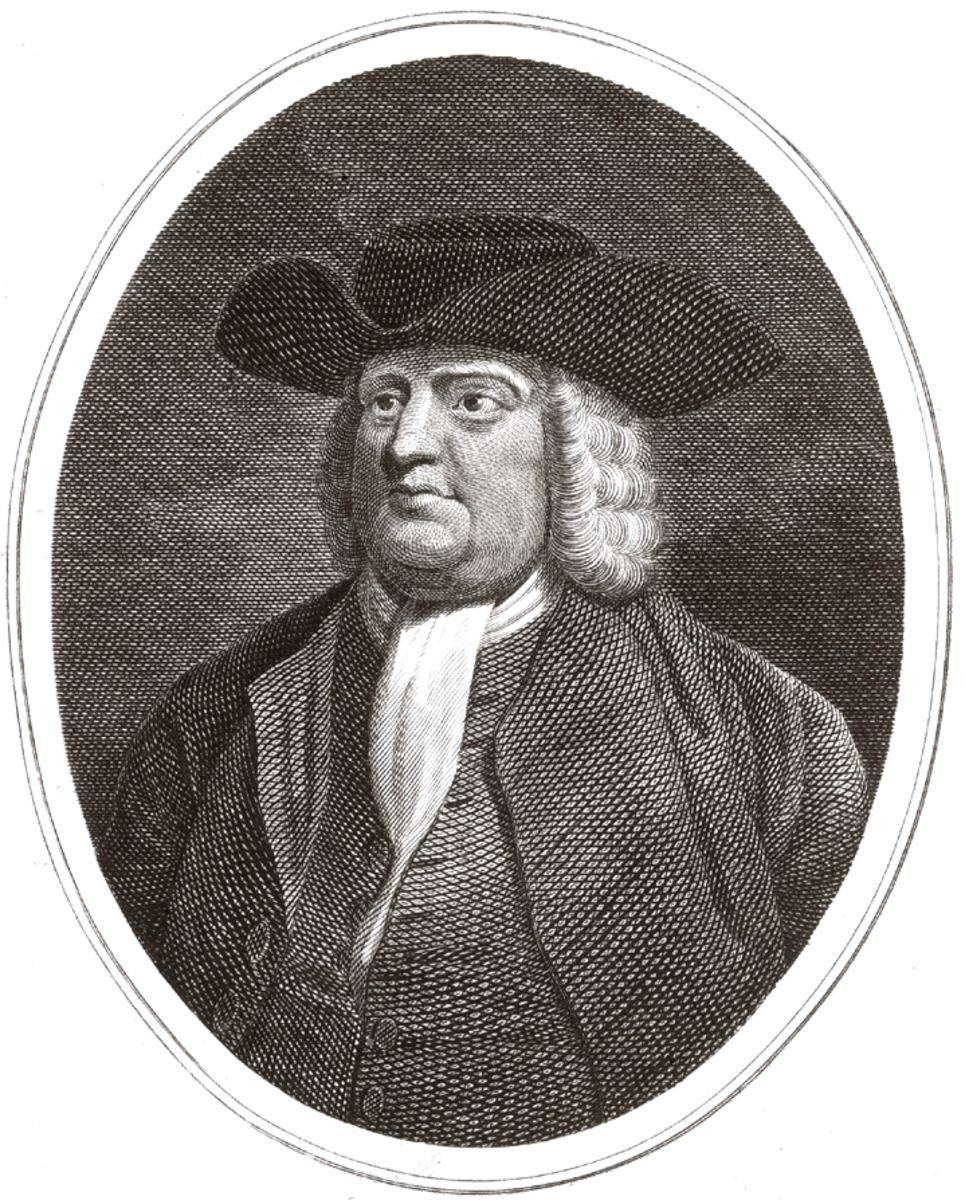 William Penn's view of Magna Carta was much the same as that of Sir Edward Coke in England. He was responsible for the first printing of Magna Carta in the American colonies.