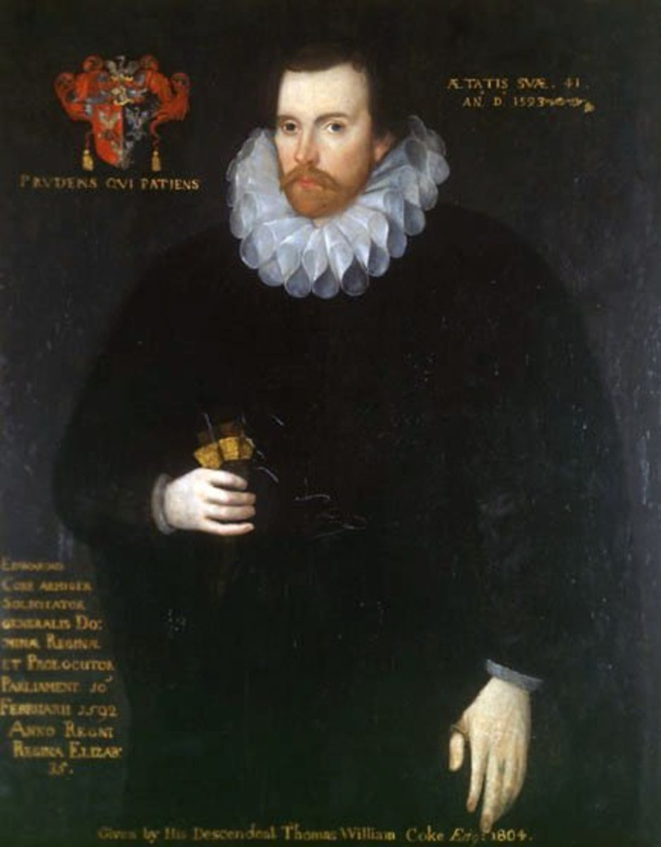 Sir Edward Coke asserted that the affirmations of Magna Carta were not just for the privileged of England, but for all commoners. He included the Magna Carta in the 1628 Petition of Right which Charles I was forced to affirm.