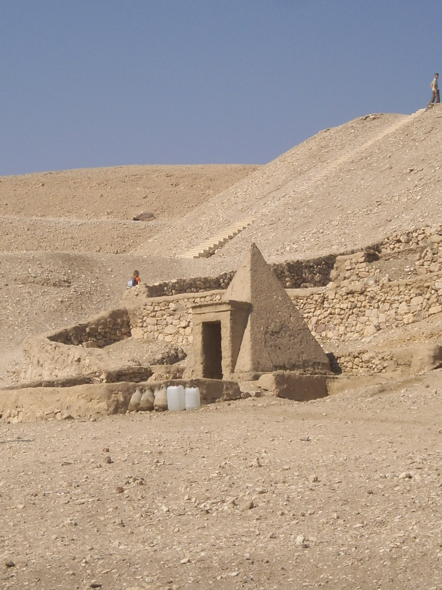 The Workman's Village at Deir el-Medina