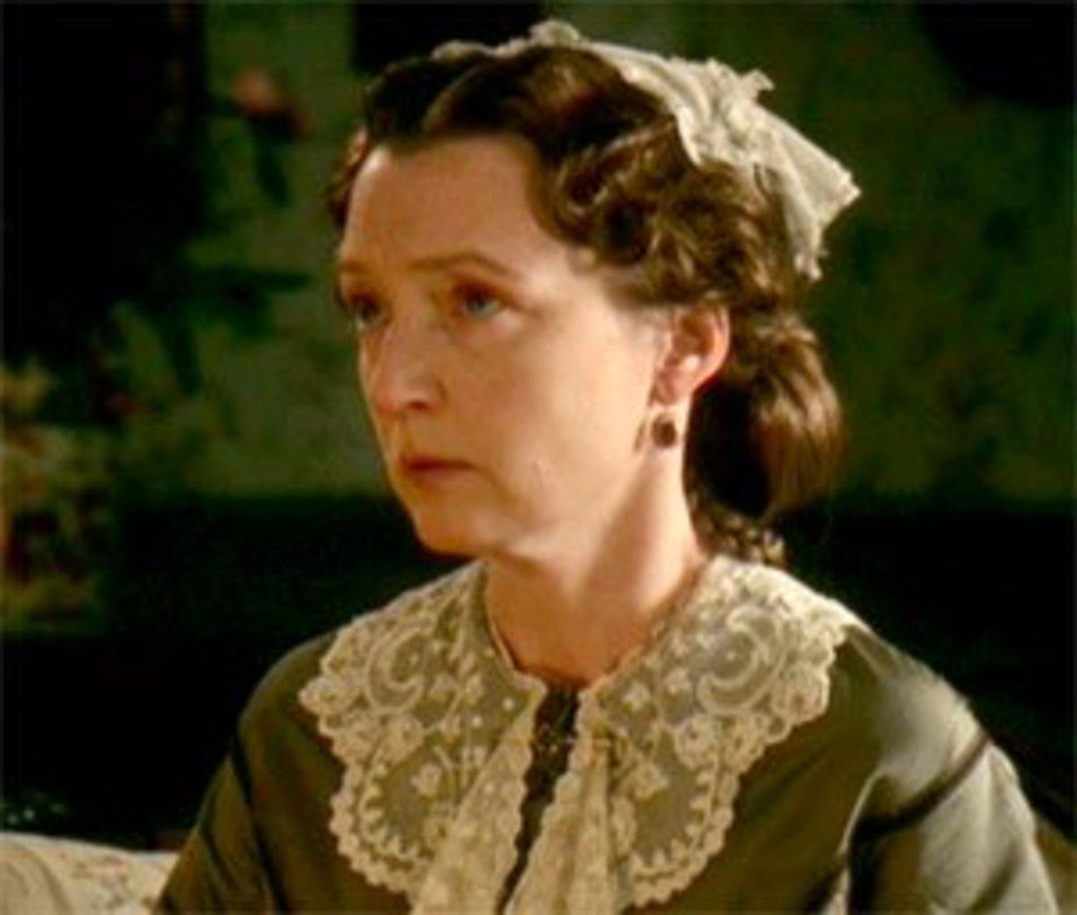 Lesley Manville as Maria Hale