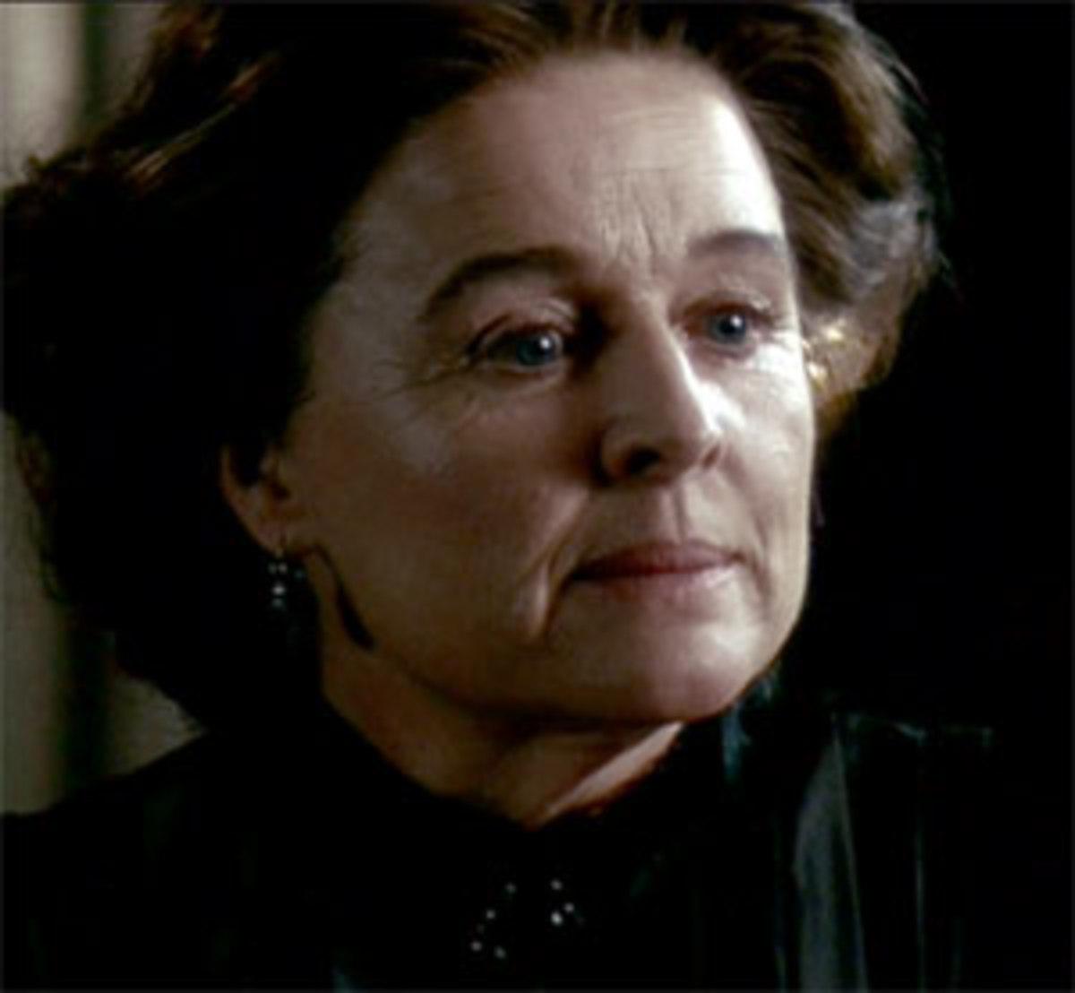 Sinead Cusack as Mrs. Thornton