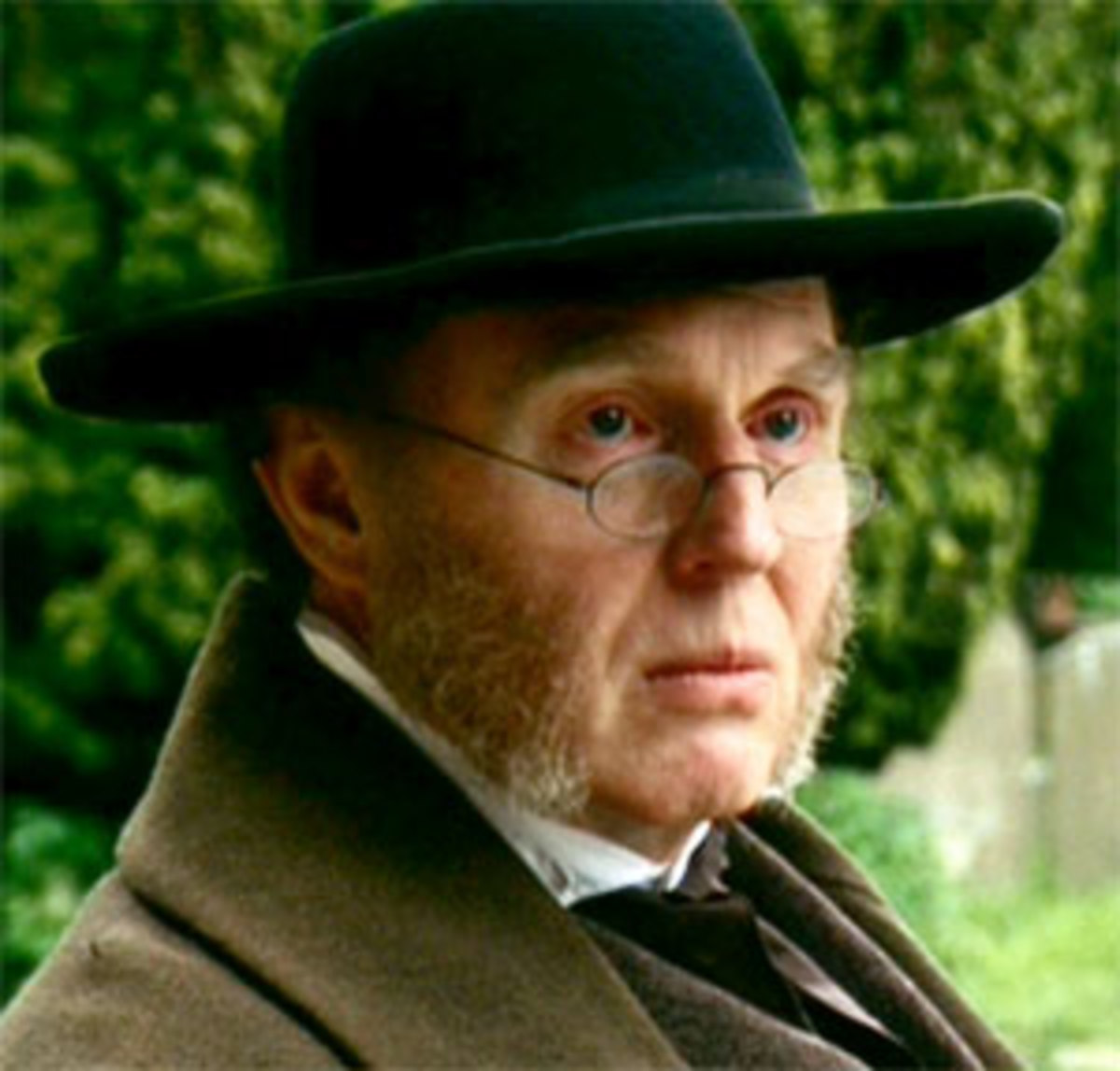 Tim Pigott-Smith as Reverend Hale