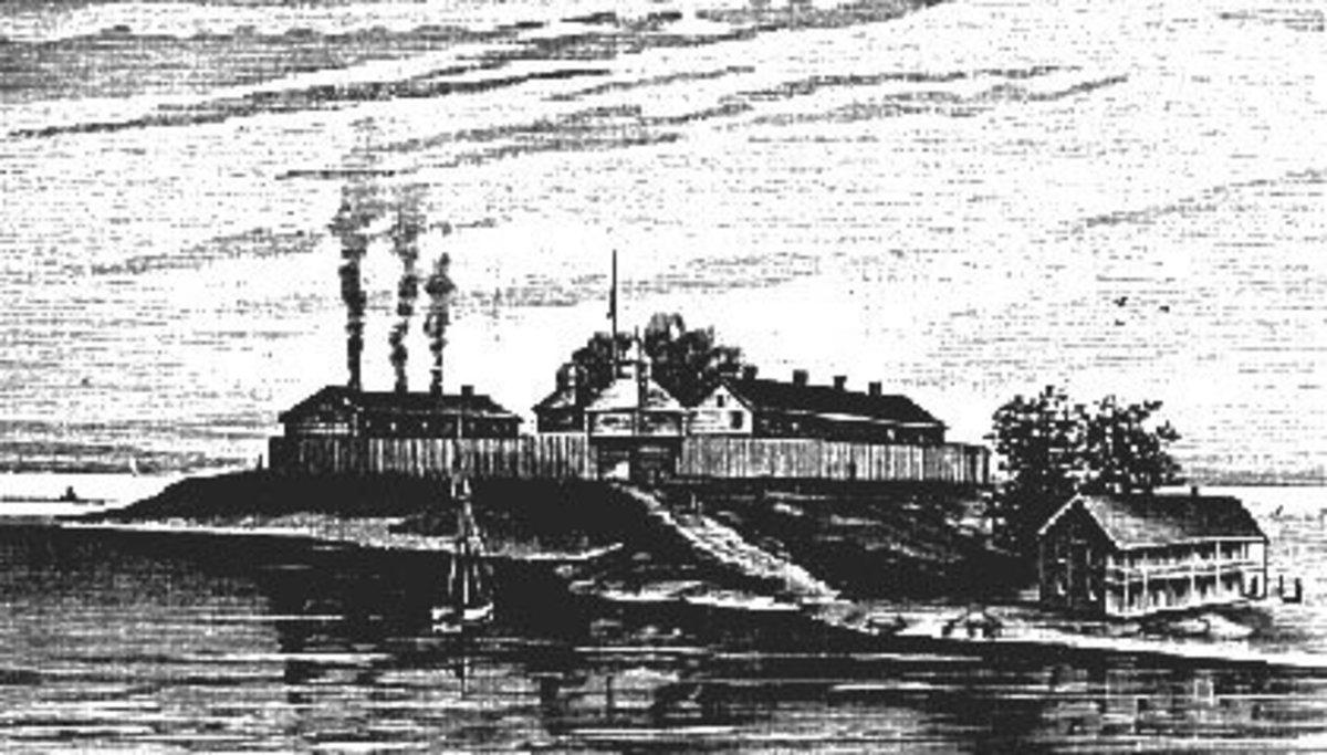 FORT DEARBORN CHICAGO 1803