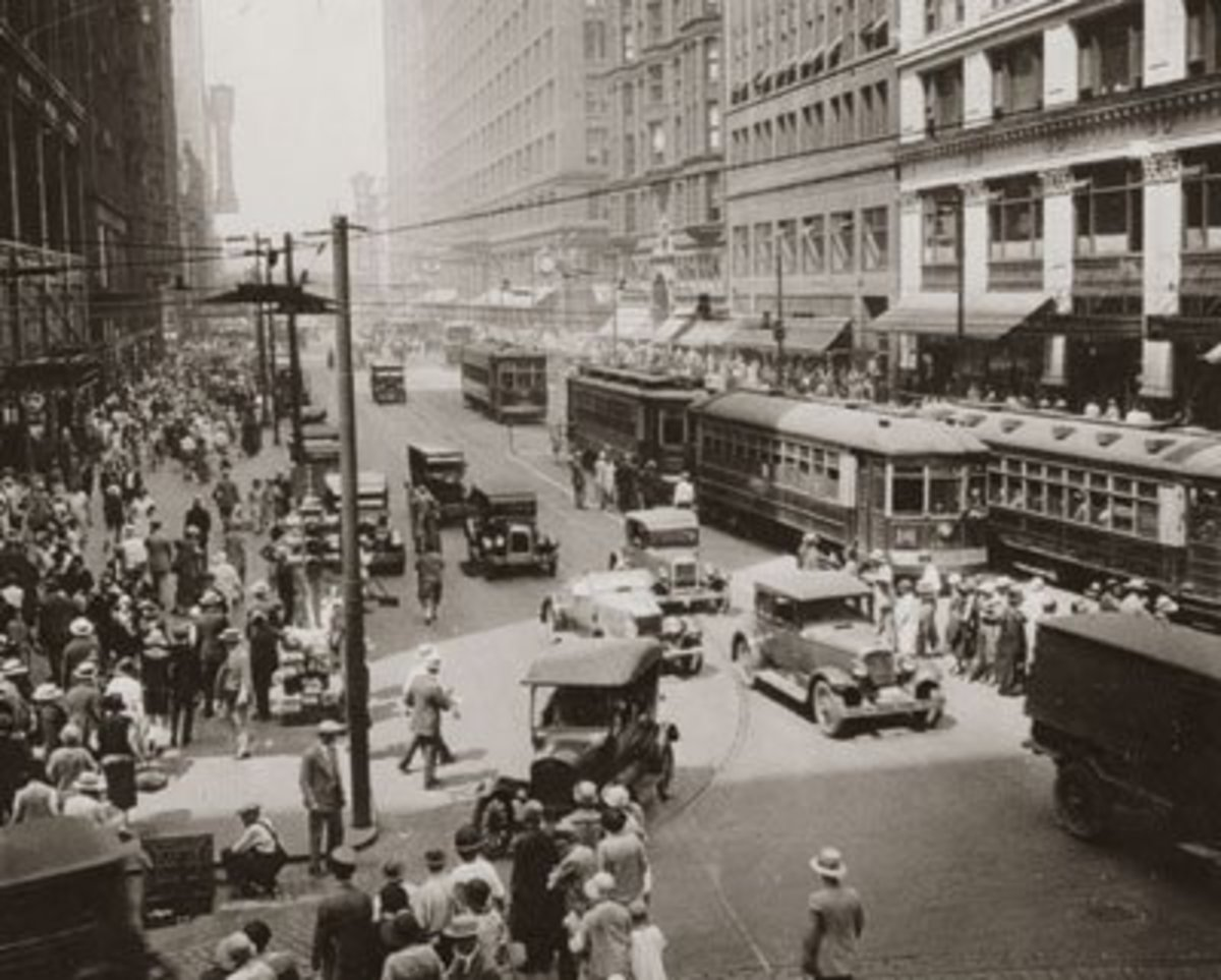 CHICAGO ILLINOIS 1920s