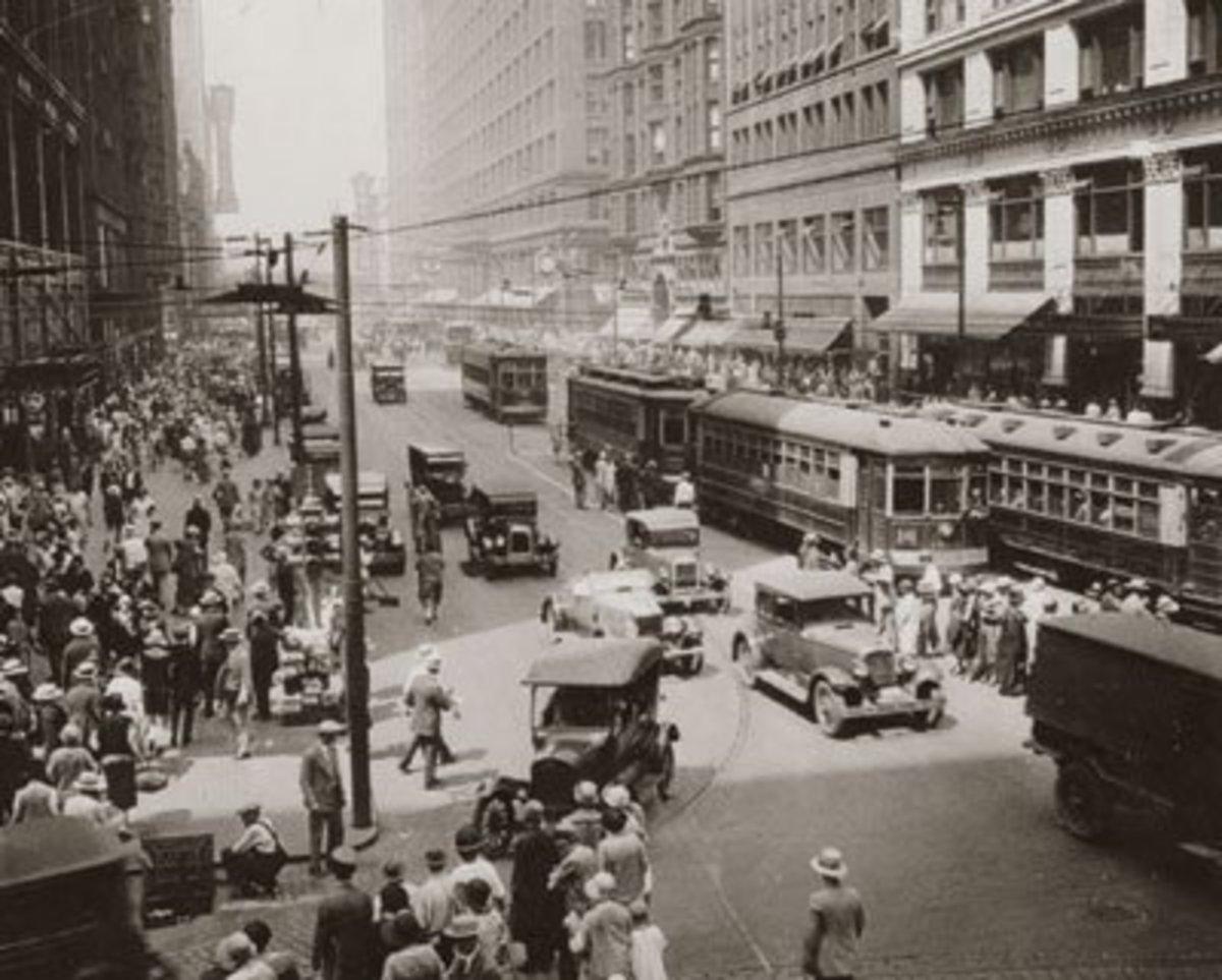 CHICAGO ILLINOIS 1920s