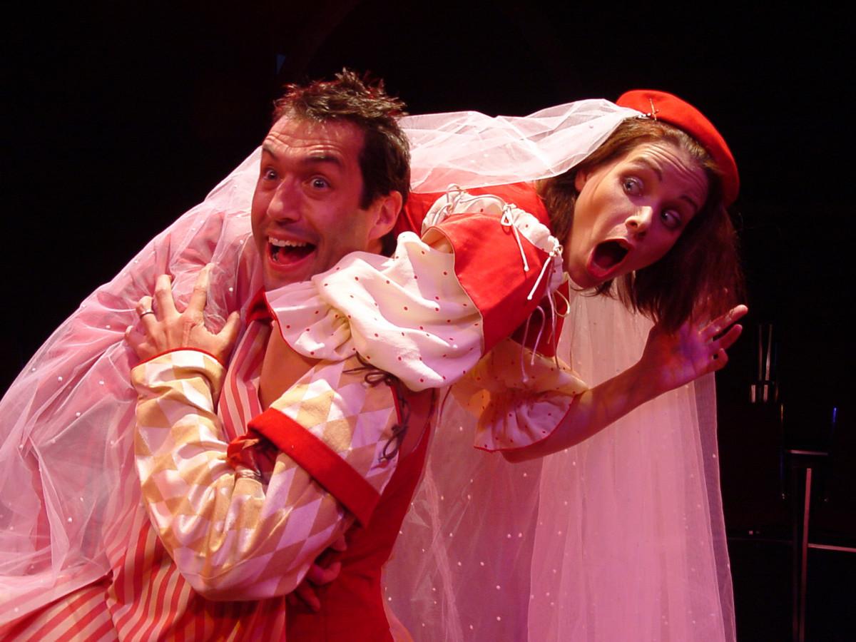 Petruchio taught Kate how to enjoy life.