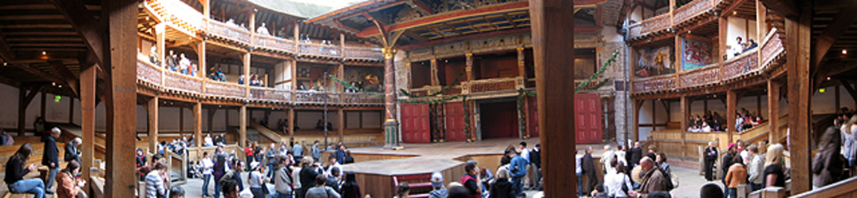 The Globe Theatre that Shakespeare created has been performing Taming of the Shrew since its early days.