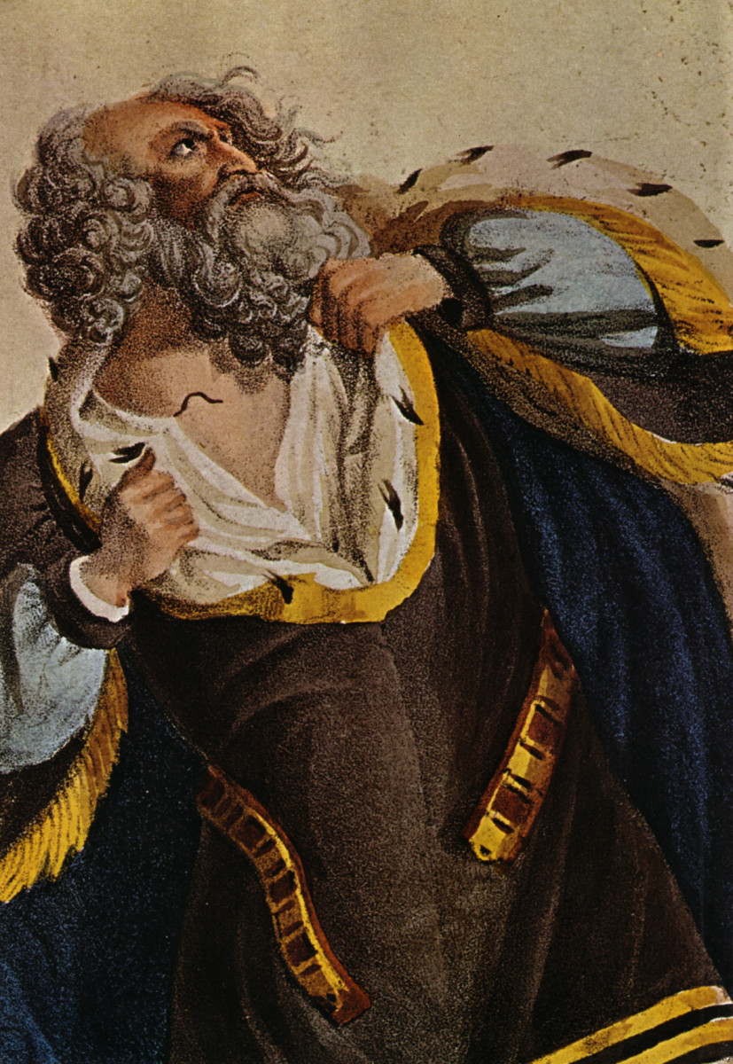 Analysis of Shakespeare's King Lear: The King's Foolishness