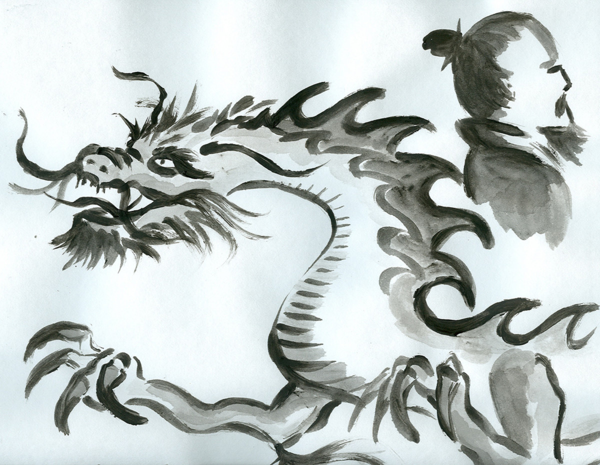 Interesting Facts About Chinese Dragons | Owlcation