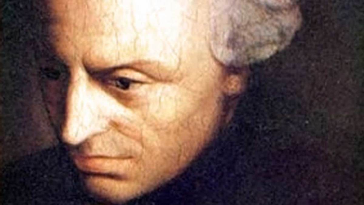 immanuel kant thesis and antithesis