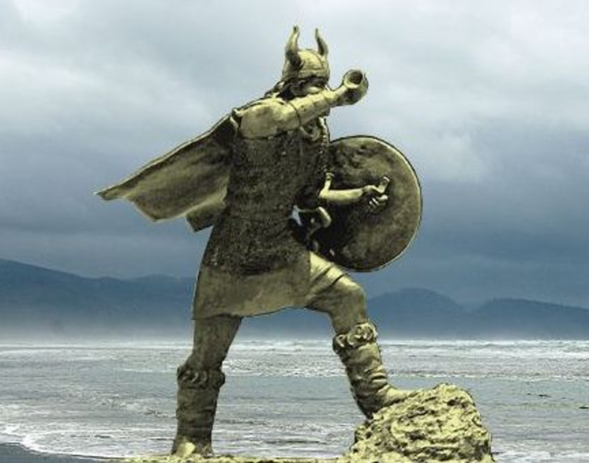 Vikings are very revered even today.