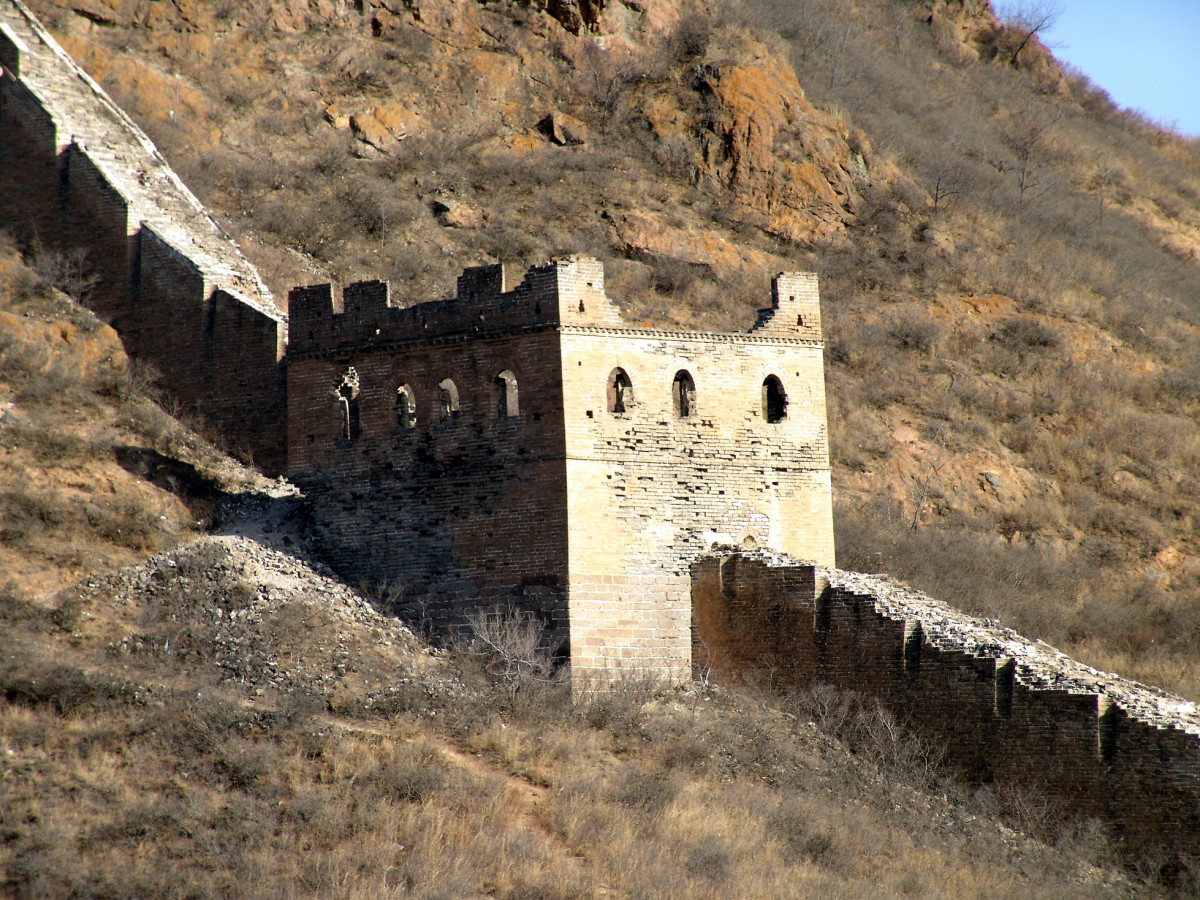 Picture of the Great Wall