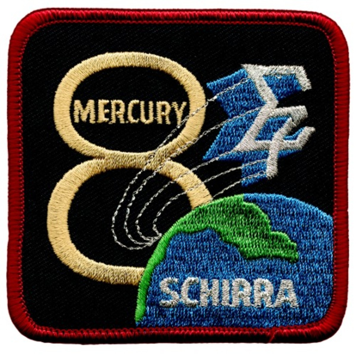 Mission Patch: Wally Schirra/Sigma 7