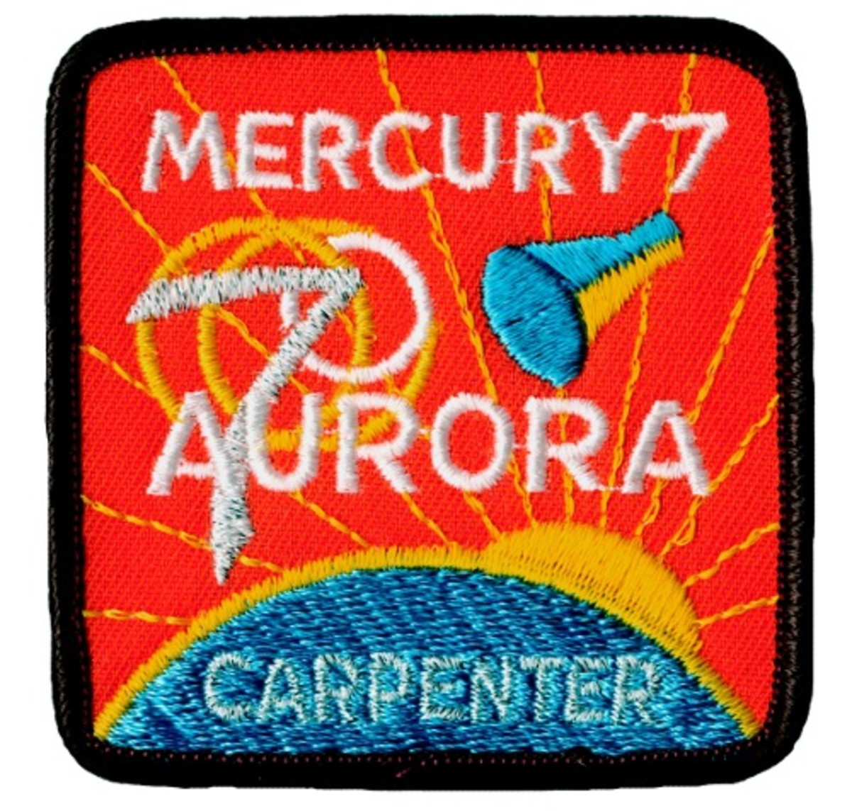 Mission Patch: Scott Carpenter/Aurora 7