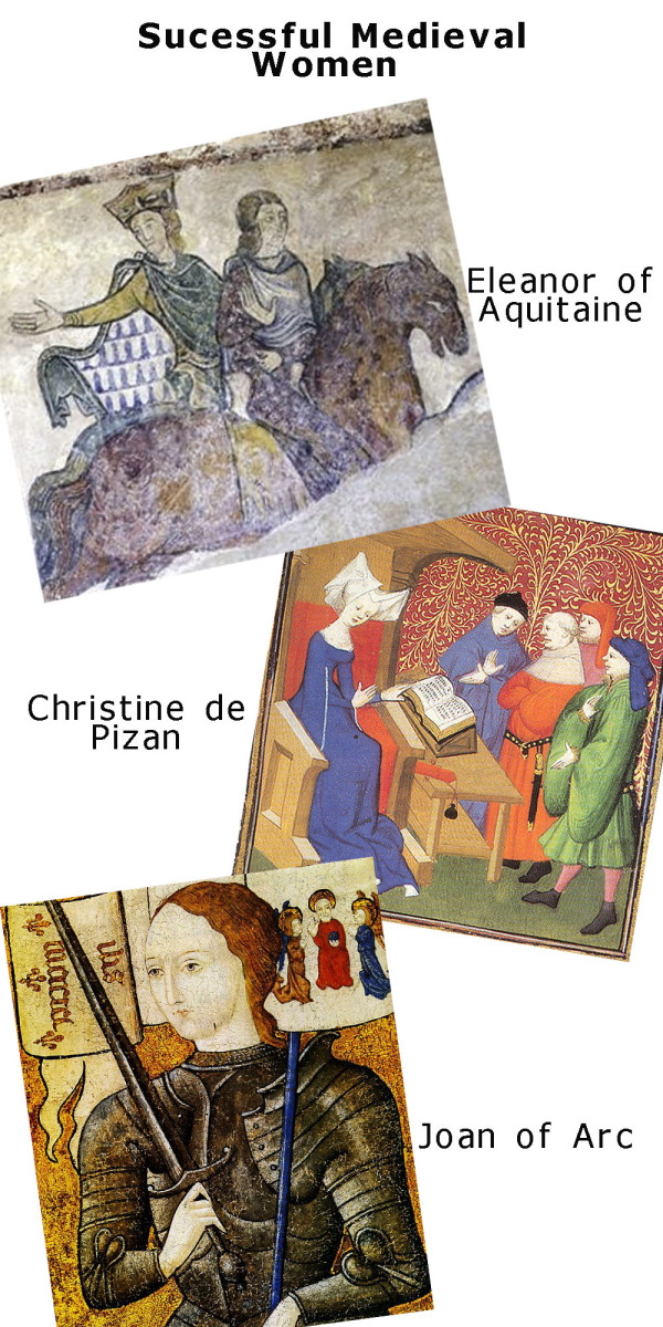 Successful Medieval Women