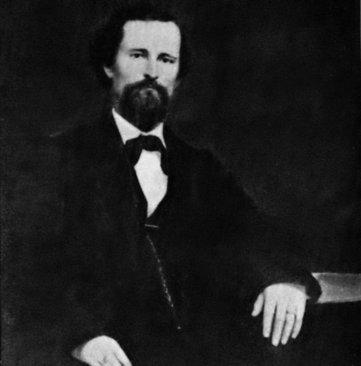 Sandy Bowers, 1833 - 1868