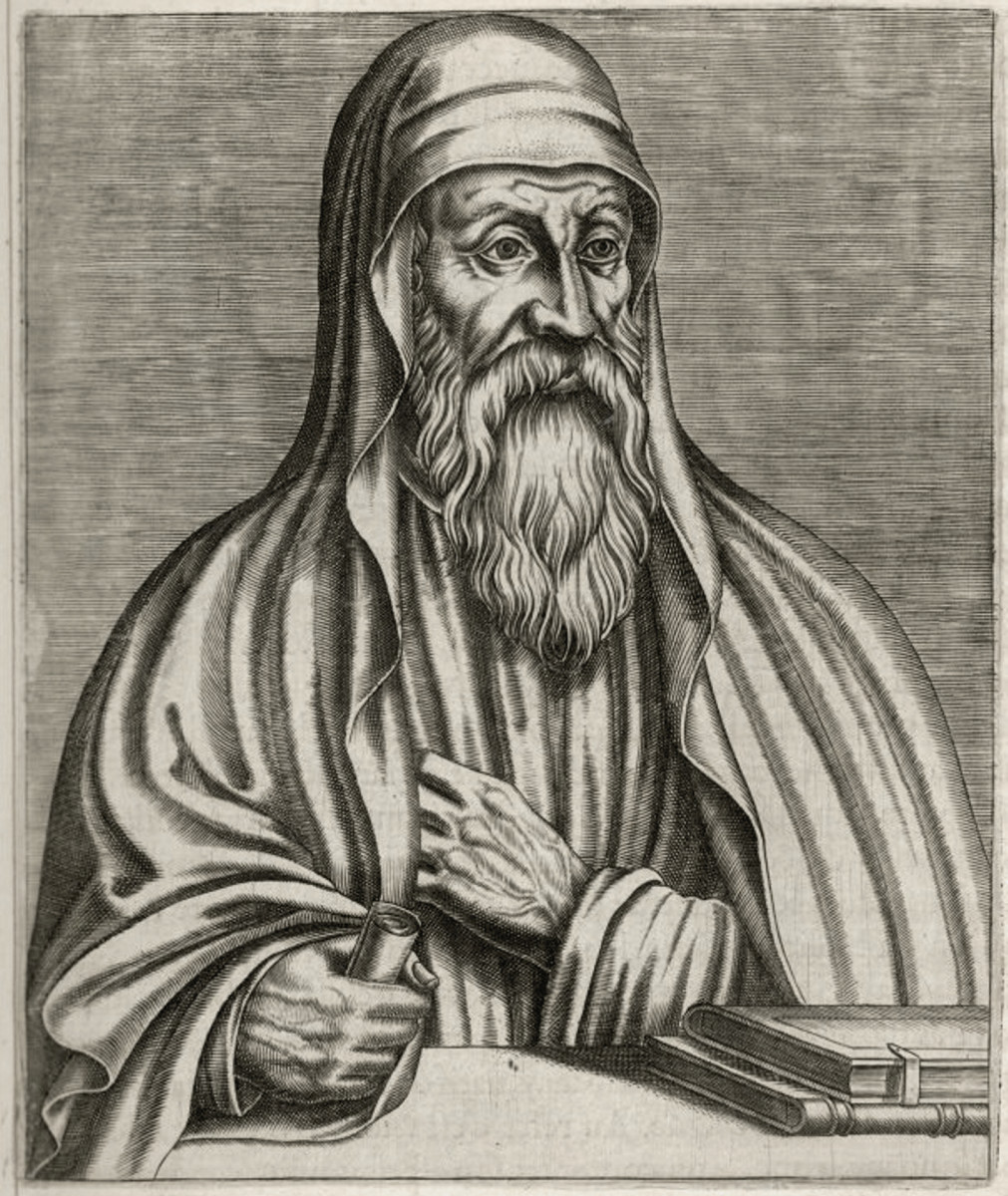 Origen, one of the most eminent early church fathers, who taught Christian Universalism.