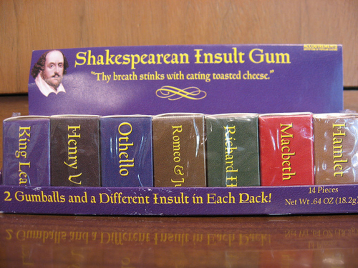 Image by Colin Anderson, and No, I don't know where to get this gum!