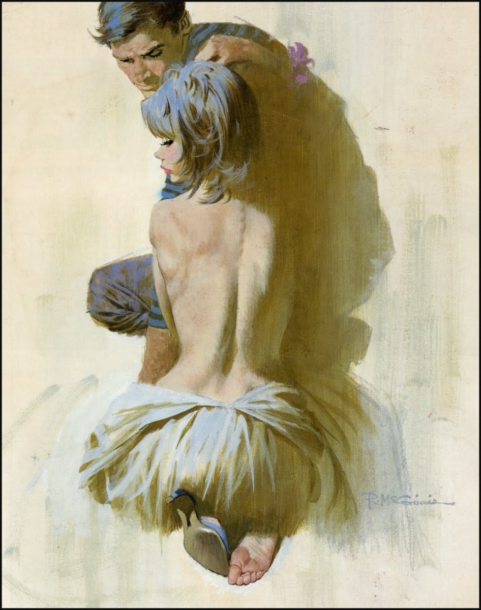 Art of Robert McGinnis