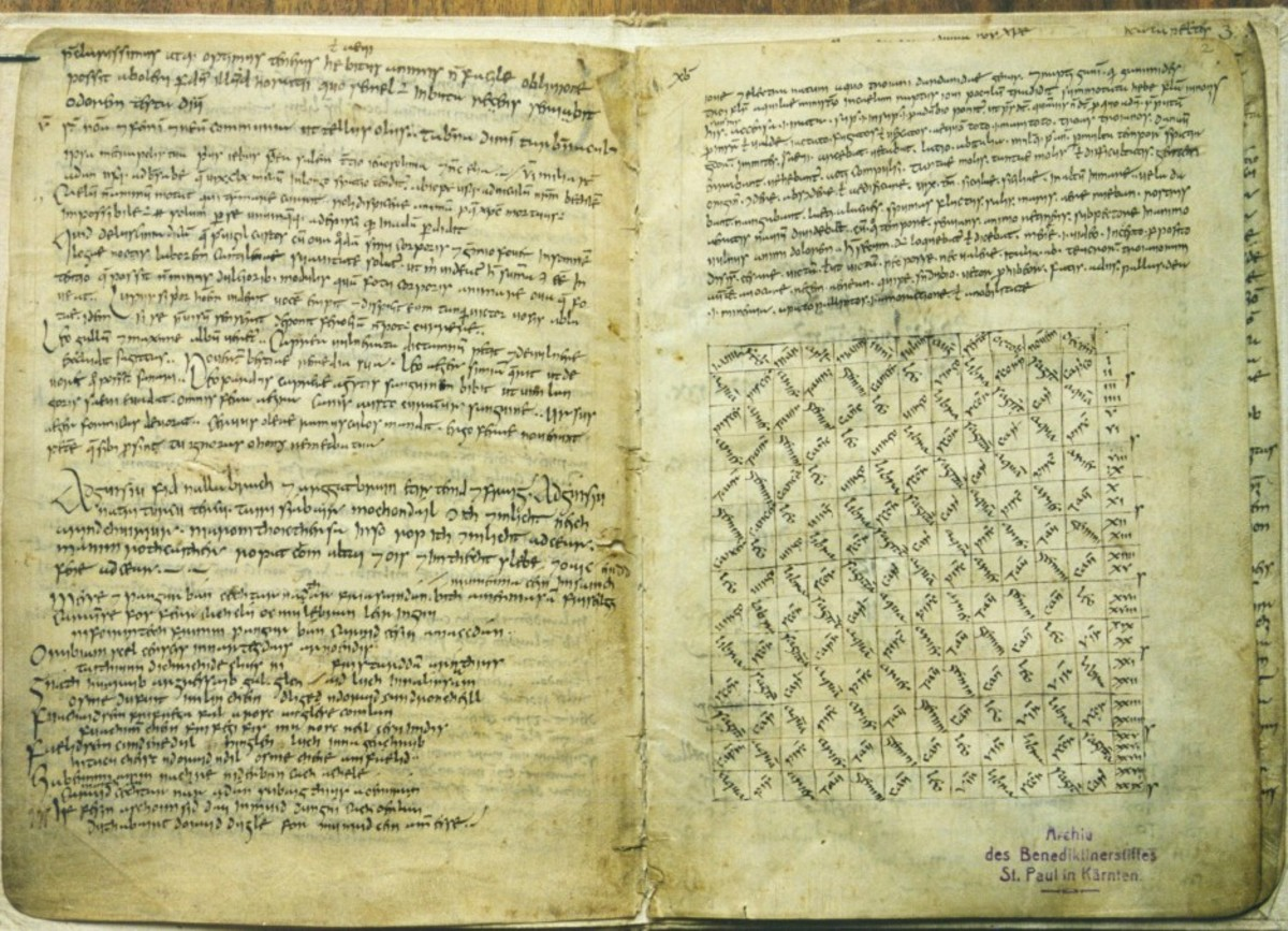 Medieval Irish monks were the first to write down the ancient Irish myths and fairy tales.