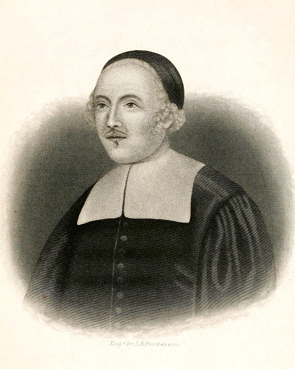John Davenport, an American Puritan