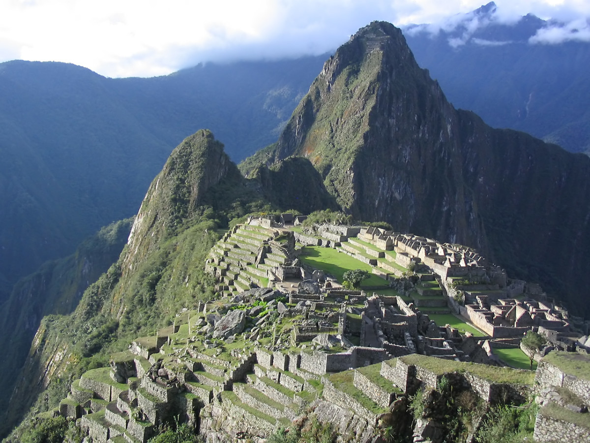 The Incas of Latin America has an advanced civilization in the 14th and 15th century.