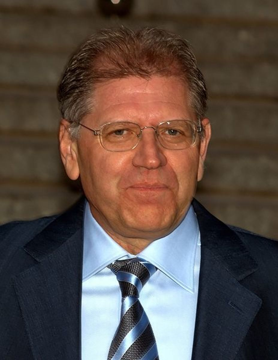 Robert Zemeckis at Tribeca Film Festival. (2010)