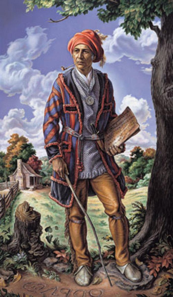Sequoyah and the Cherokee Alphabet