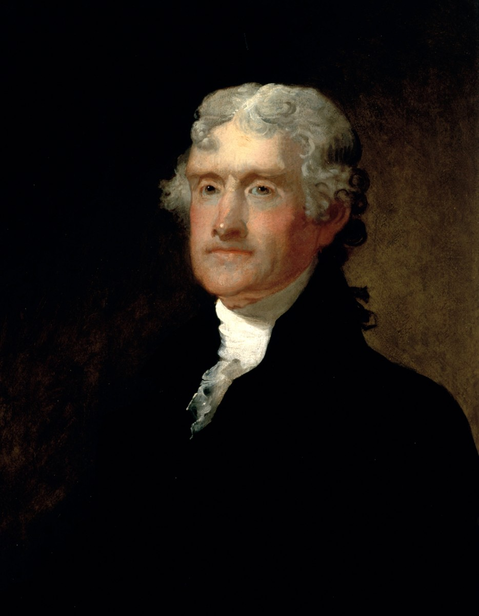 Thomas Jefferson was the father of the University of Virginia.