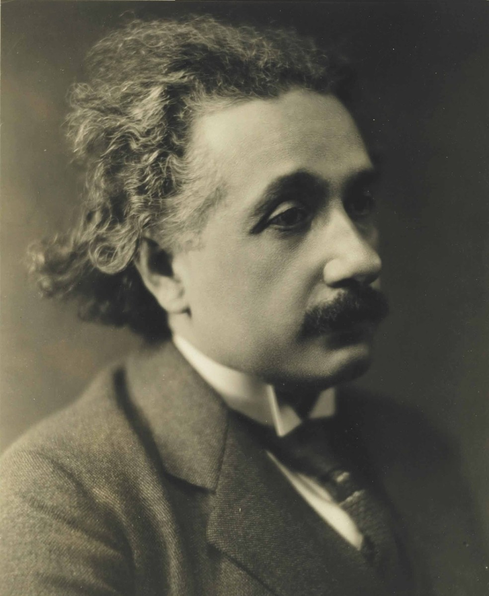 Albert Einstein had the personality traits of a squiggle.