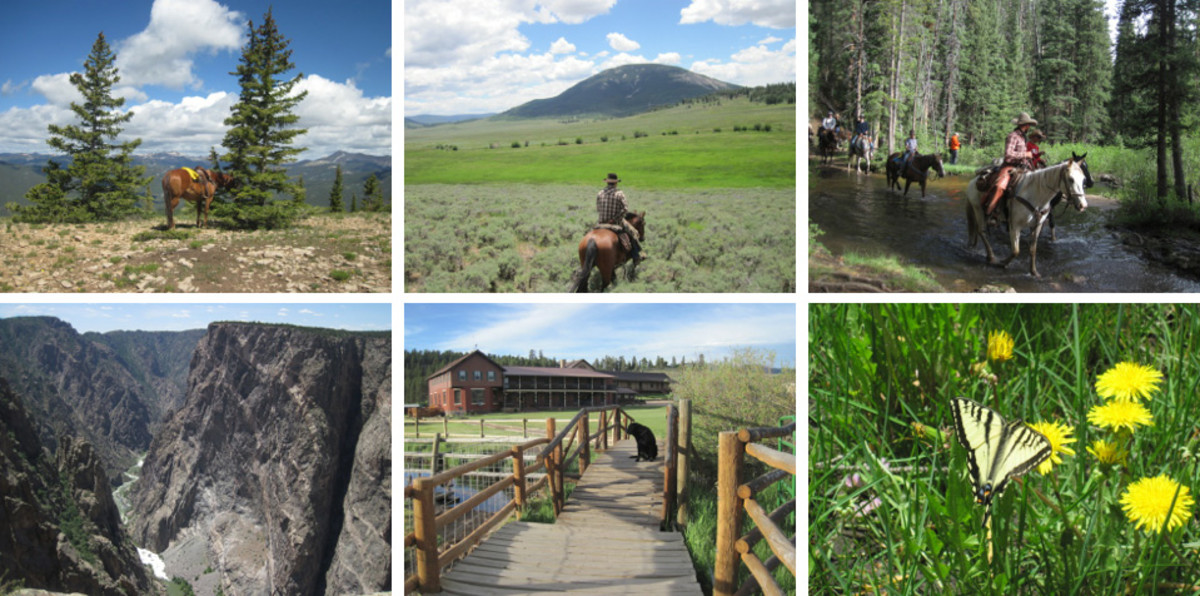All photos from my trip to Gunnison, Colorado.