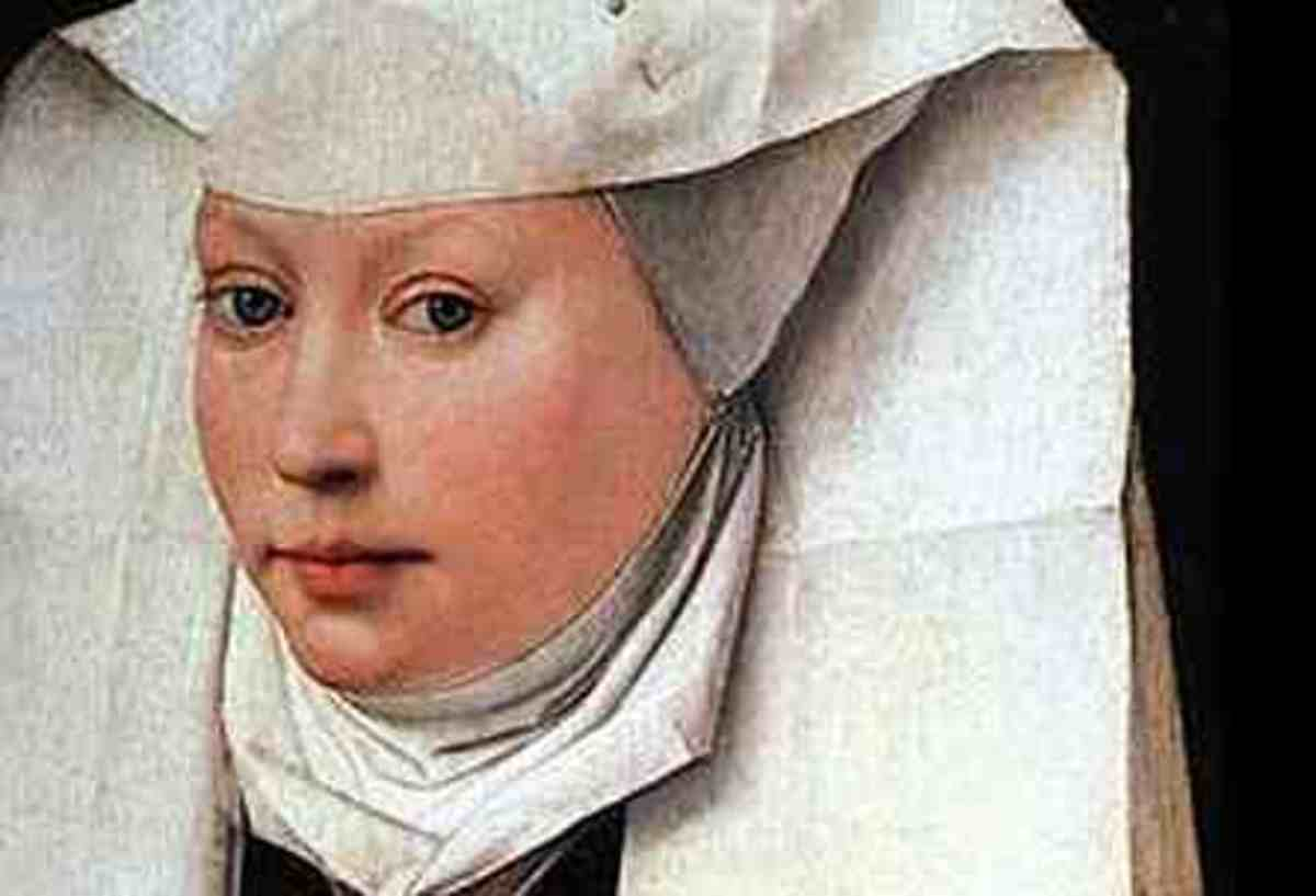Julian of Norwich famous Anchoress