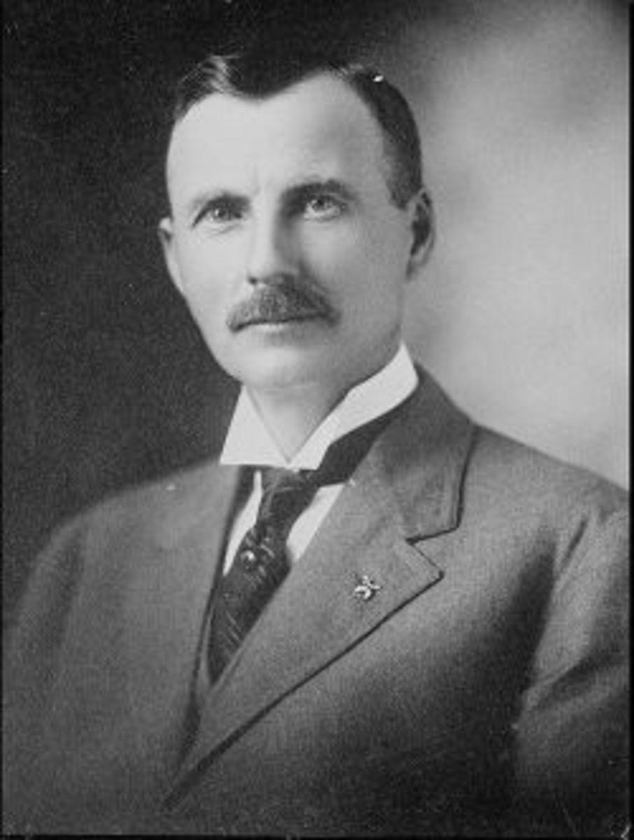 Ralph Cameron -- Grand Canyon pioneer
