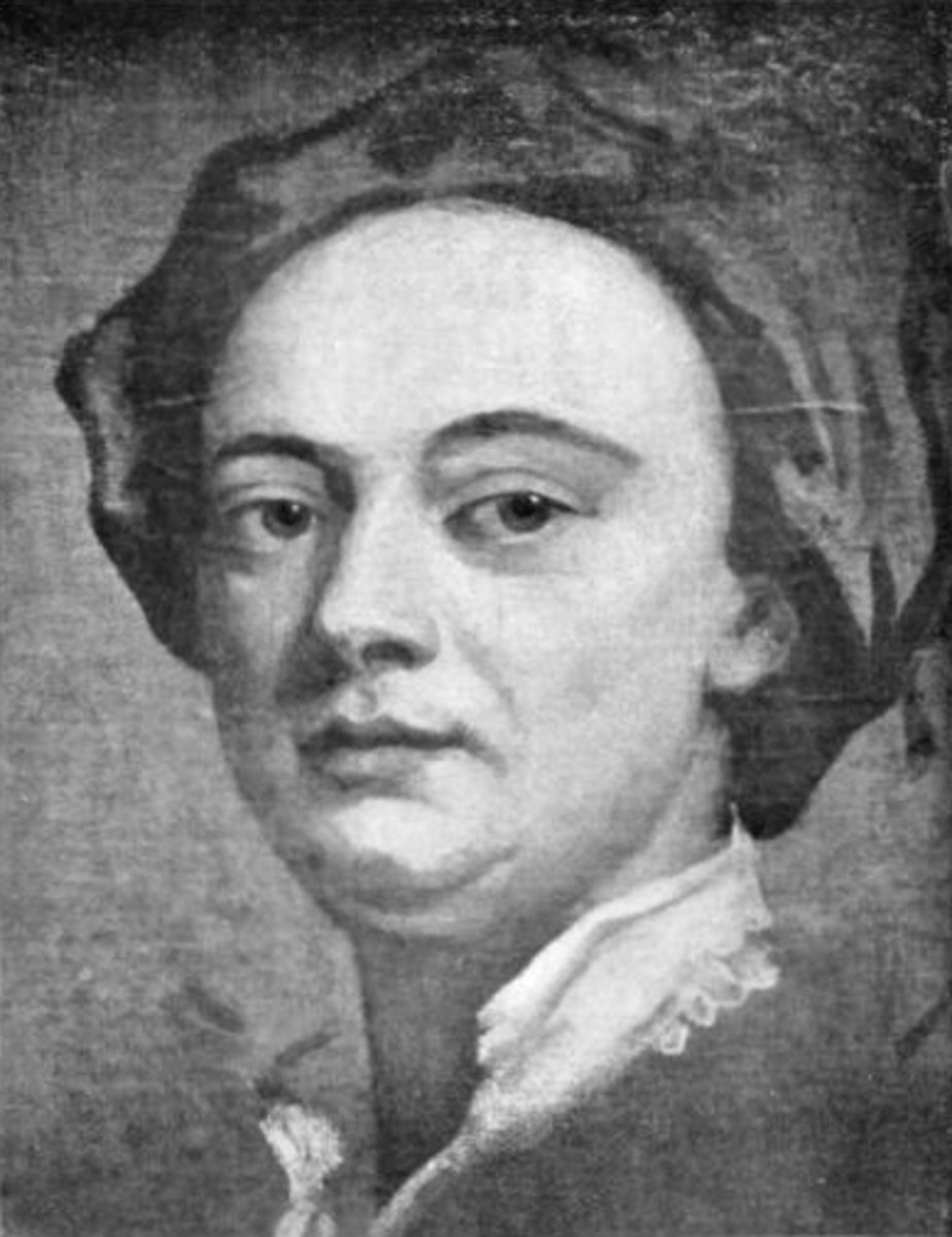 Portrait of John Gay